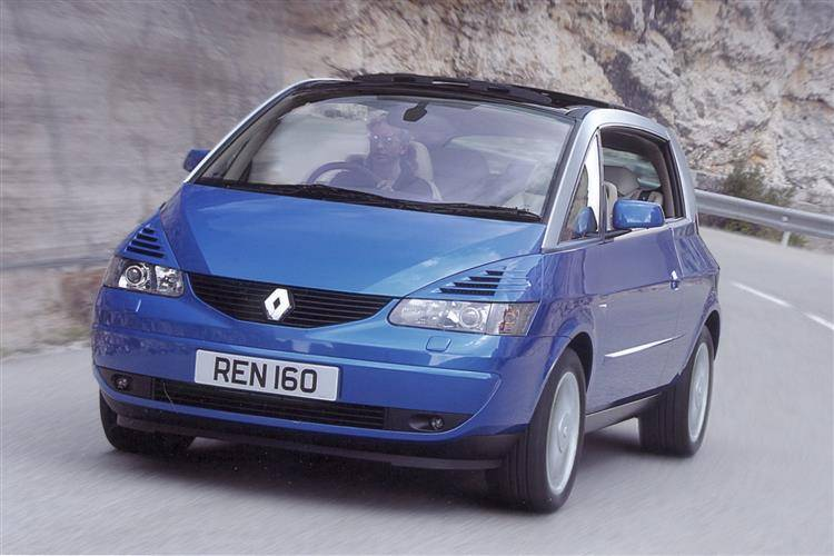 Renault Avantime (2002 - 2003) review