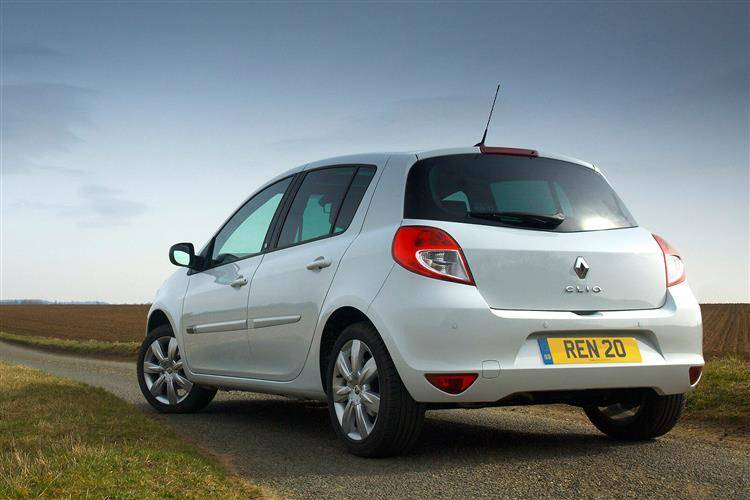 renault clio iii 2009 2012 used car review review car review rac drive