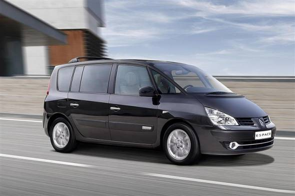 Renault Espace (2010 - 2012) review