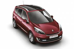 Renault Grand Scenic (2012 - 2013) review