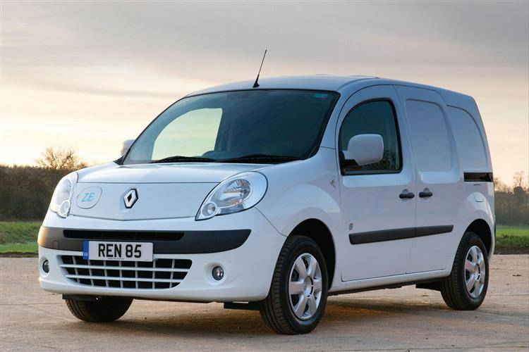 renault kangoo z e van 2011 2013 used car review car review rac drive. Black Bedroom Furniture Sets. Home Design Ideas