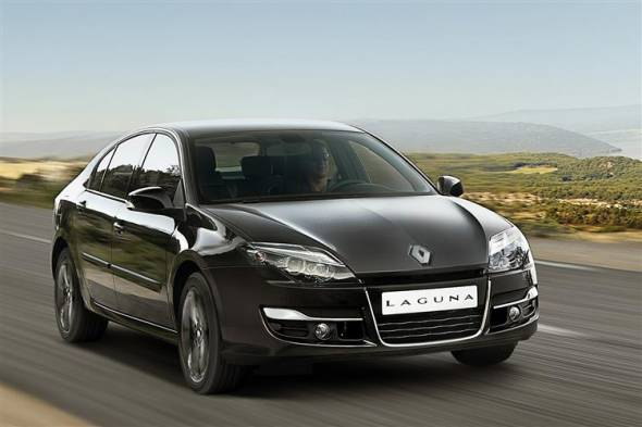 Renault Laguna III (2010 - 2012) review
