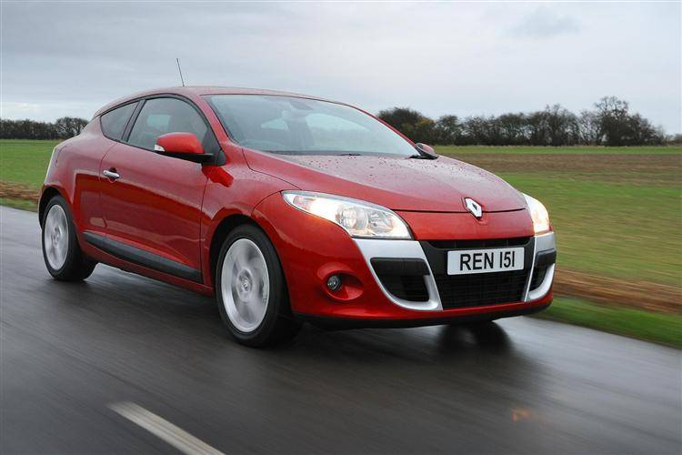 Renault Megane Coupe (2008 - 2012) review