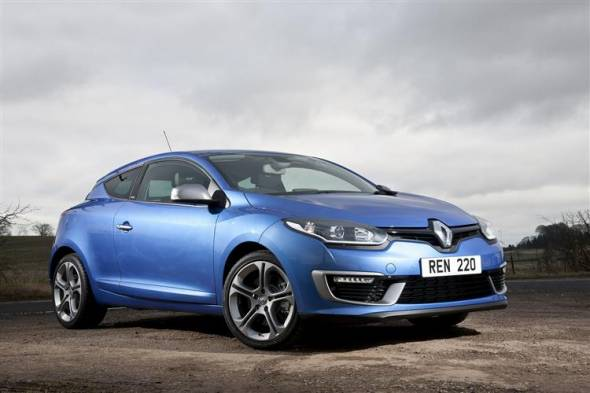 Renault Megane Coupe (2012 - 2016) review