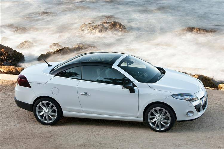Renault Megane CC (2010 - 2016) review