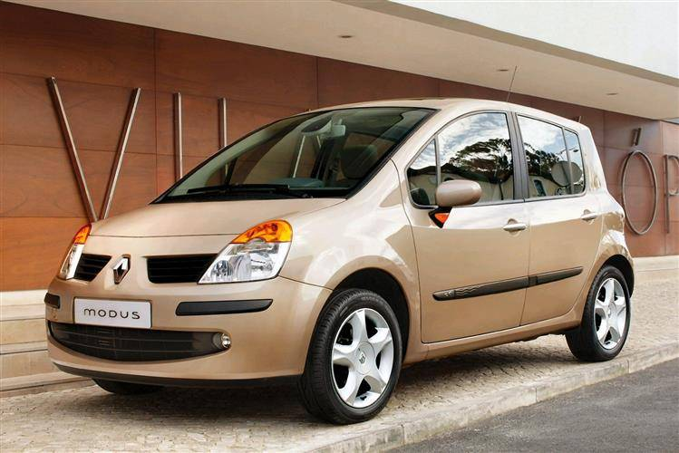 renault modus 2004 2008 used car review review car review rac drive. Black Bedroom Furniture Sets. Home Design Ideas