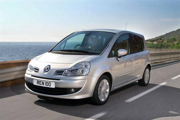 Renault Modus /Grand Modus (2008 - 2012) used car review