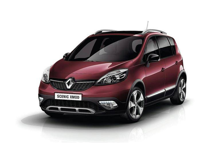 Renault Scenic XMOD (2013 - 2016) review