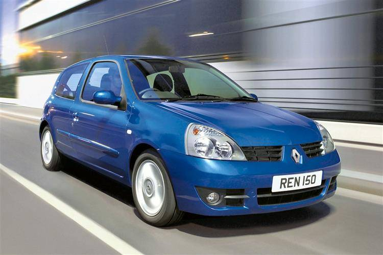 Renault Clio III (2005 - 2009) review