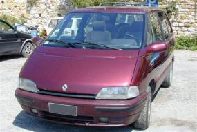 Renault Espace (1985 - 1997) review