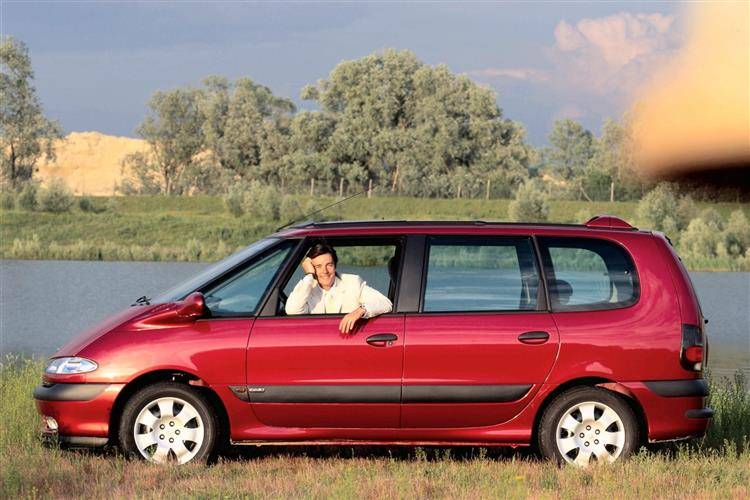 renault espace 1985 1997 used car review review car review rac drive. Black Bedroom Furniture Sets. Home Design Ideas