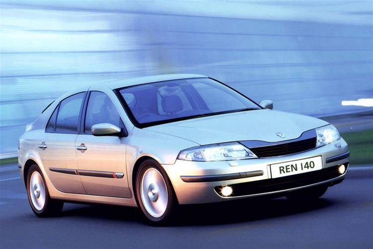 Renault Laguna II (2001 - 2007) review