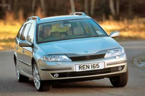 Renault Laguna Sport Tourer (2001 - 2007) review