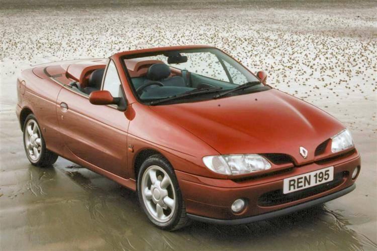 renault megane cabriolet 1997 2003 used car review review car review rac drive. Black Bedroom Furniture Sets. Home Design Ideas
