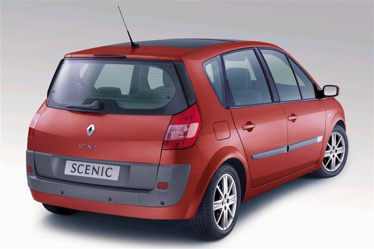 renault scenic ii 2003 2009 used car review review car review rac drive. Black Bedroom Furniture Sets. Home Design Ideas
