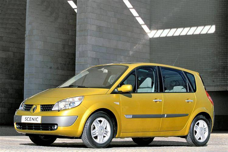 Renault Scenic II (2003 - 2009) review