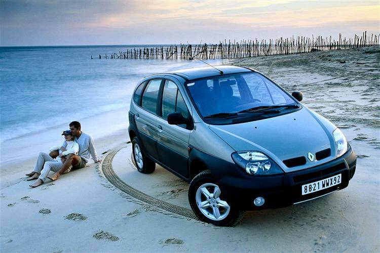 Renault Scenic RX4 (2000 - 2003) review