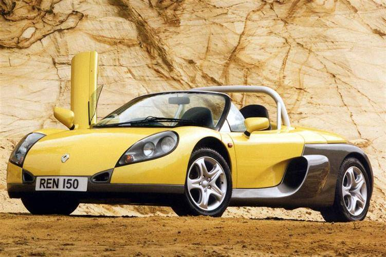 Renault Sport Spider (1998 - 1999) review
