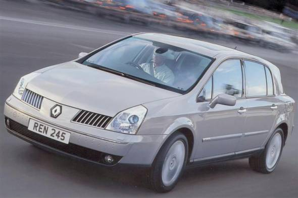 Renault Vel Satis (2002 - 2005) review