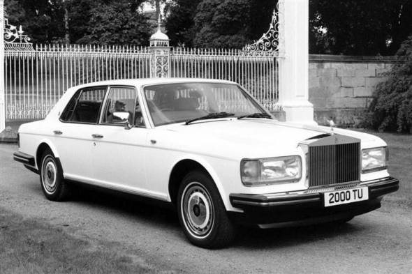 Rolls-Royce Silver Spirit, Silver Dawn & Silver Spur (1980 - 1997) review