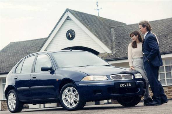 Rover 200 (1995 - 1999) review