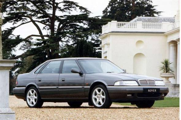Rover 800 (1986 - 1999) review