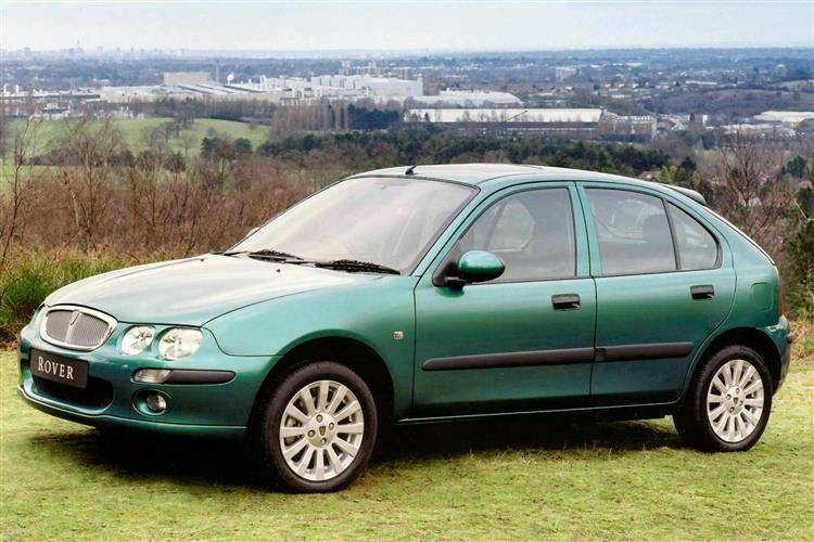 Rover 25 (1999 - 2005) review