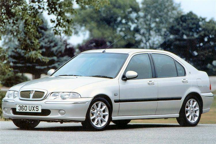 Rover 45 (1999 - 2005) used car review | Car review | RAC ...