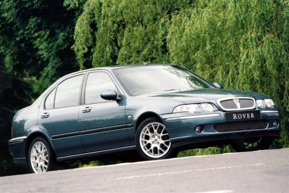Rover 45 (1999 - 2005) review