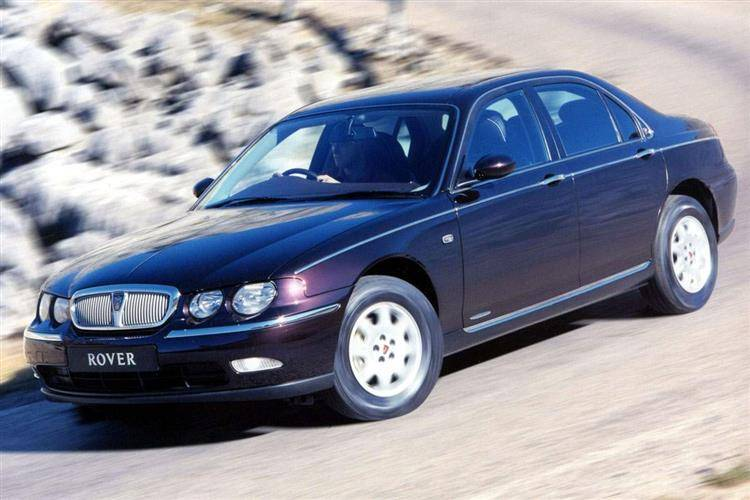 rover 75 1999 2005 used car review review car review rac drive. Black Bedroom Furniture Sets. Home Design Ideas
