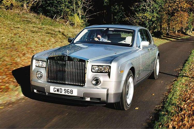 Rolls-Royce Phantom (2003 to date) review