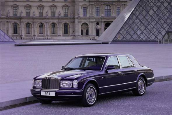 Rolls-Royce Silver Seraph (1998 - 2005) used car review