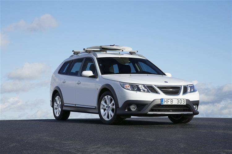 Saab 9-3X (2009 - 2011) review