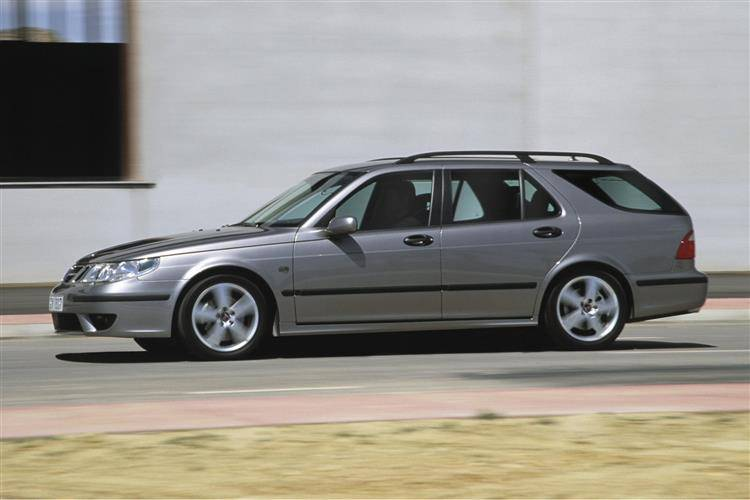 Saab 9-5 Estate (1998 - 2010) review