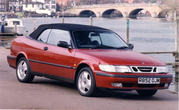 Saab 900 / 9-3 Convertible (1994 - 2003) review