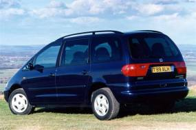 SEAT Alhambra (1996 - 2000) review