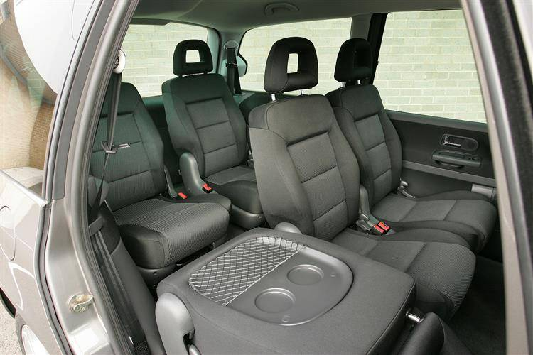 SEAT Alhambra (2000 - 2010) review