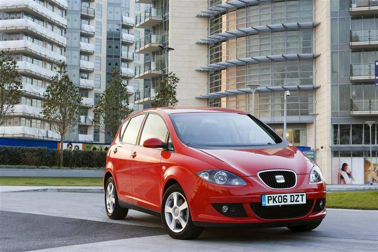 SEAT Altea (2004 - 2009) review