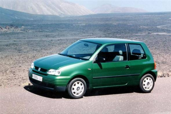 SEAT Arosa (1997 - 2005) review