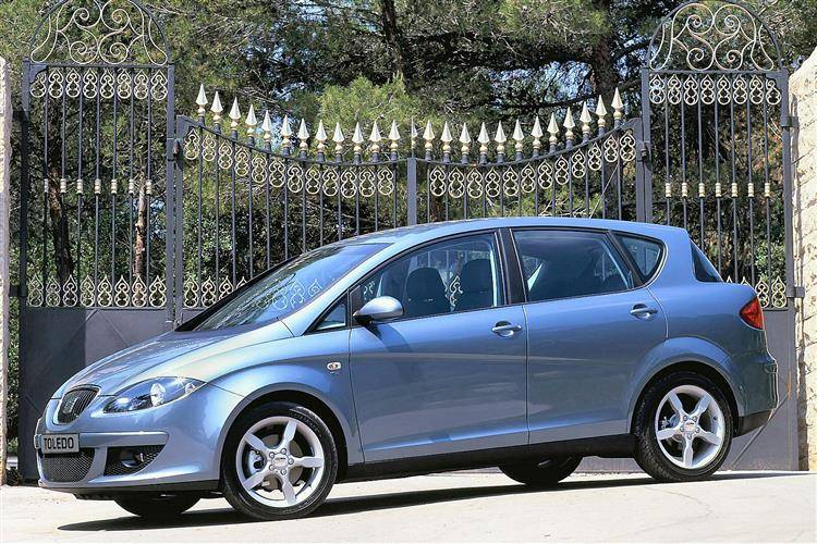 seat toledo 2005 2009 used car review review car review rac drive. Black Bedroom Furniture Sets. Home Design Ideas