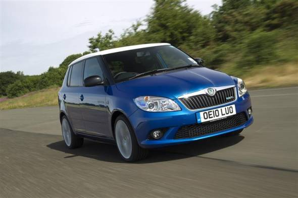 Skoda Fabia vRS (2010 - 2014) review