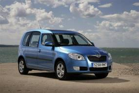 Skoda Roomster (2006 - 2010) review