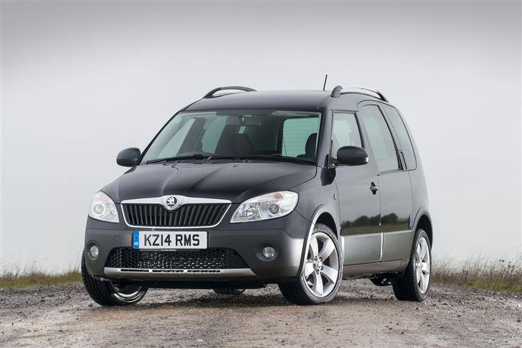 Skoda Roomster (2010 - 2015) review