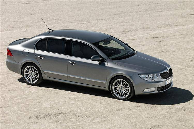 Skoda Superb (2008 - 2013) review