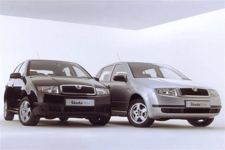 skoda fabia 2000 2007 used car review review car. Black Bedroom Furniture Sets. Home Design Ideas