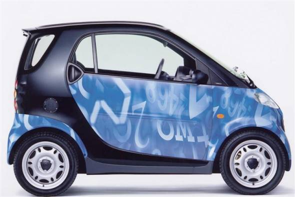 Smart City Coupe & Fortwo Coupe (2000 - 2007) review