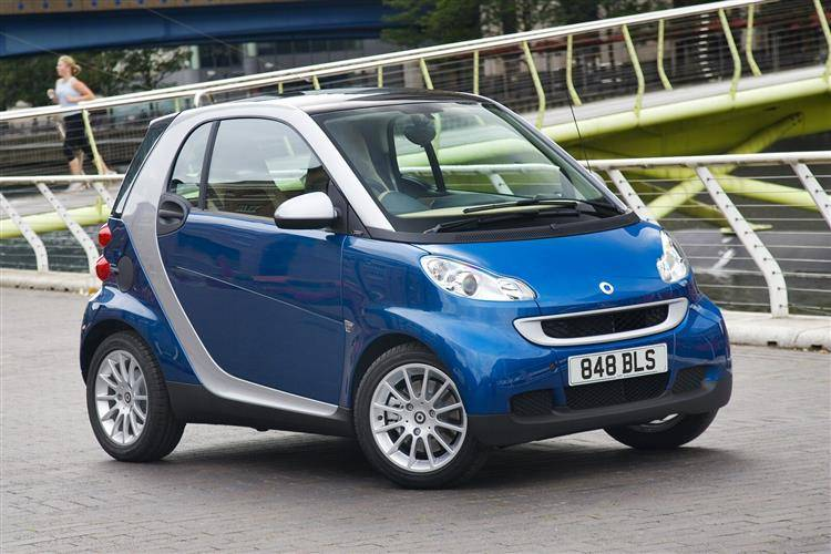 smart fortwo range (2007 - 2014) review