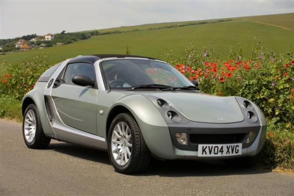 Smart Roadster / Roadster Coupe (2003 - 2007) review