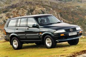 SsangYong Musso (1995 - 1999) used car review
