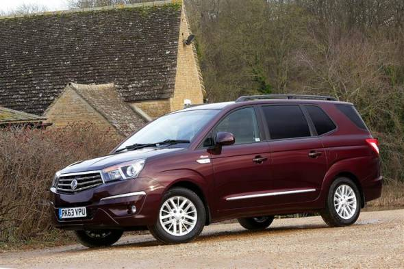 SsangYong Turismo (2013 - 2015) review